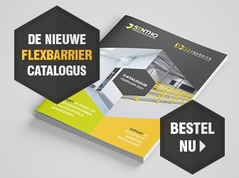 Flexbarrier presenteert nieuwe catalogus
